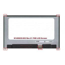Laptop scherm N140HCE-G52...