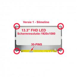 Laptop scherm N133HSE-EA3...