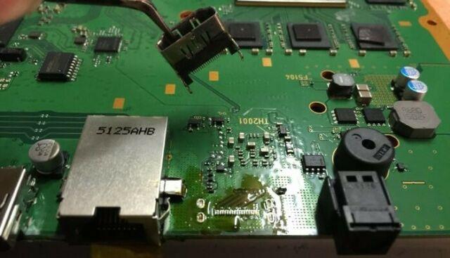 PS4 HDMI Poort Reparatie