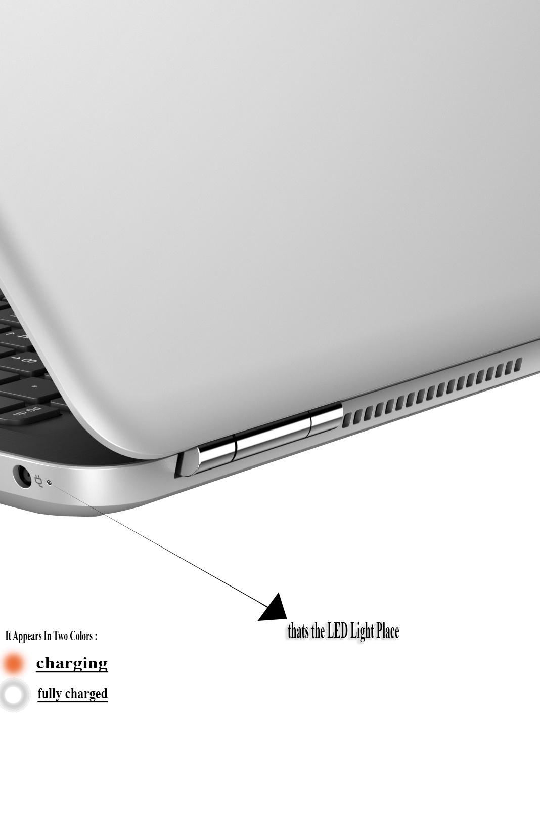 HP laptop gaat niet aan reparatie laptop-Indicatielamp