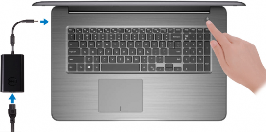HP Laptop gaat niet aan Controleer de voeding en batterij
