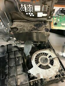 ps4 ventilator vol zitten met stof