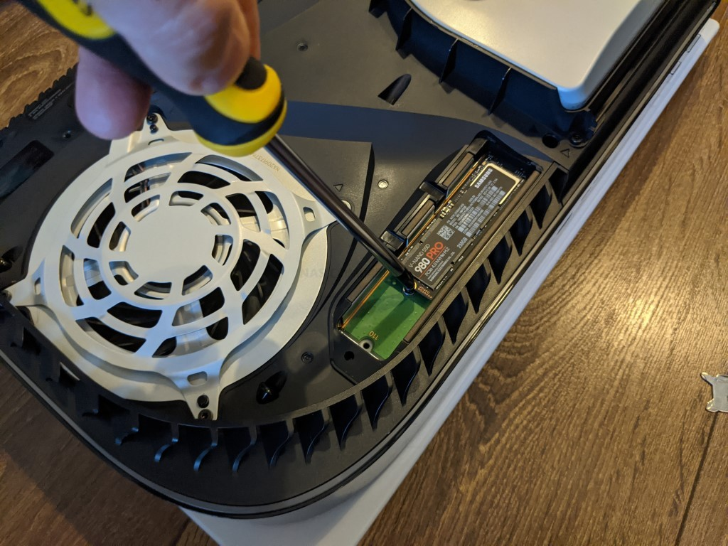 Playstation 5 PS5 opslag uitbereiden- PCIe Gen 4 M.2 NVMe SSD 825 GB ingebouwde opslag